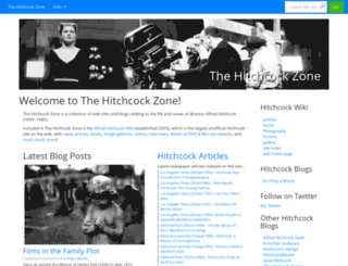 the.hitchcock.zone screenshot