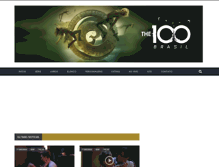 the100brasil.com.br screenshot