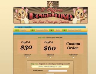 the2offer.rewardmouse.com screenshot