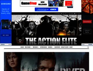 theactionelite.com screenshot
