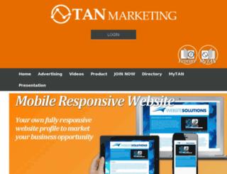 theadvertisingnet.com screenshot