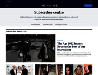 theage.fairfaxbenefits.com.au screenshot