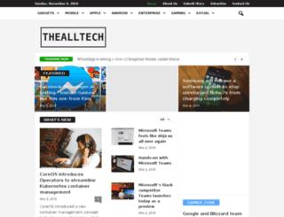 thealltech.com screenshot