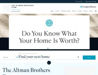thealtmanbrothersteam.elliman.com screenshot
