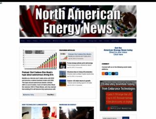 theamericanenergynews.com screenshot