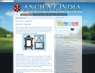 theancientindia.blogspot.in screenshot