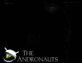 theandronauts.com screenshot