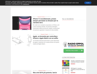 theapplelounge.com screenshot
