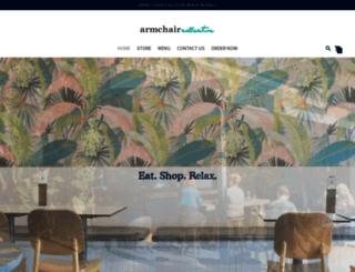 thearmchair.com.au screenshot