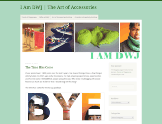 theartofaccessories.com screenshot