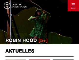 theater.baden-baden.de screenshot