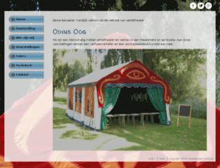 theaterodinsoog.nl screenshot