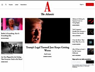 theatlantic.com screenshot