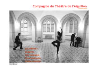 theatredelaiguillon.free.fr screenshot