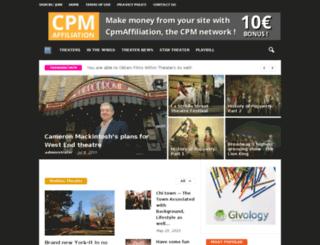 theatrelifenews.com screenshot