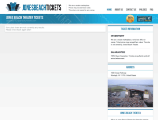 theatrewantagh.com screenshot