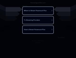 theavantguardian.com screenshot