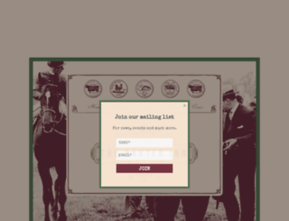 thebaxterinn.com screenshot