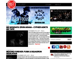 thebboyspot.com screenshot
