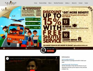thebcchotel.com screenshot