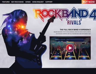thebeatlesrockband.com screenshot