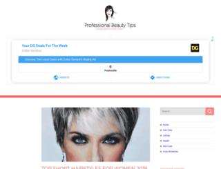 thebeautylooks.com screenshot