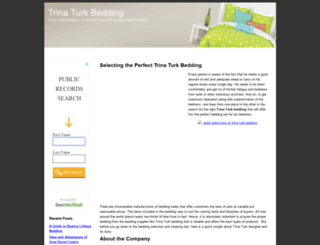 thebeddingoutlet.com screenshot