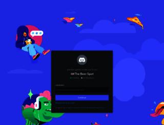 thebeerspot.com screenshot