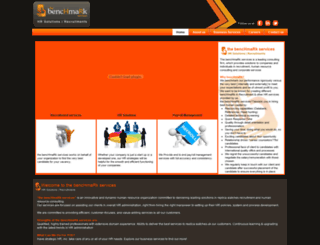 thebenchmark.co.in screenshot