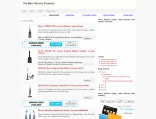 thebest-vacuumcleaners.blogspot.com screenshot