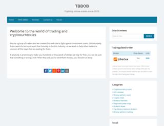 thebestbinaryoptionsbrokers.net screenshot