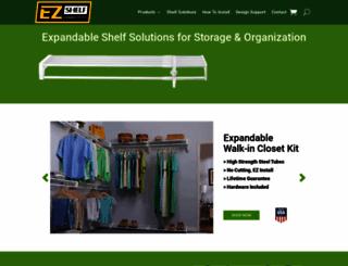 thebestclosetorganizer.com screenshot