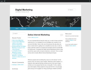 thebestdigitalmarketing.edublogs.org screenshot