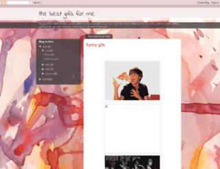 thebestgifsforme.blogspot.mx screenshot