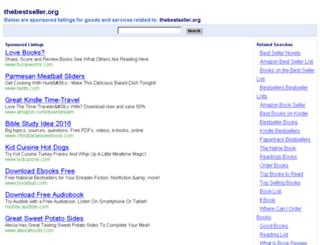 thebestseller.org screenshot