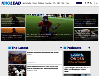 thebiglead.com screenshot