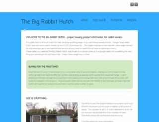 thebigrabbithutch.co.uk screenshot