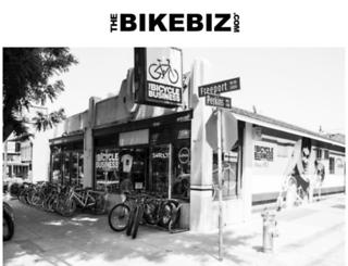 thebikebiz.com screenshot