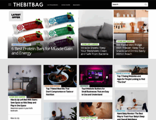 thebitbag.com screenshot