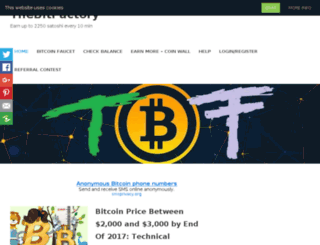 thebitfact.com screenshot