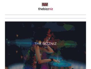 thebizzniz.com screenshot
