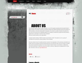 thebloggerpoint.wordpress.com screenshot