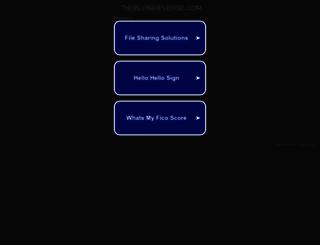theblondieverse.com screenshot
