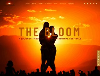thebloom.tv screenshot
