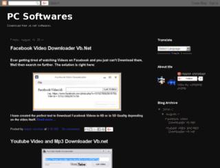 thebluematrix.blogspot.com screenshot
