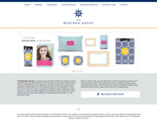 theboatmangroup.com screenshot