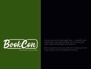 thebookcon.com screenshot