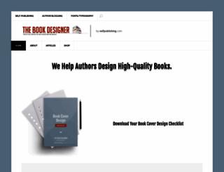 thebookdesigner.com screenshot