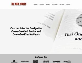thebookmakers.com screenshot