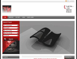 thebookmyproject.com screenshot
